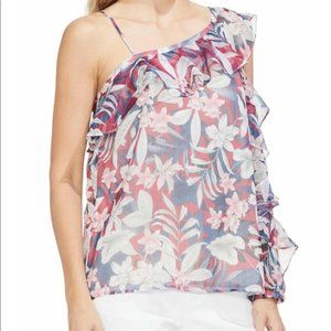 New Vince CAMUTO SZ XL one sleeve top